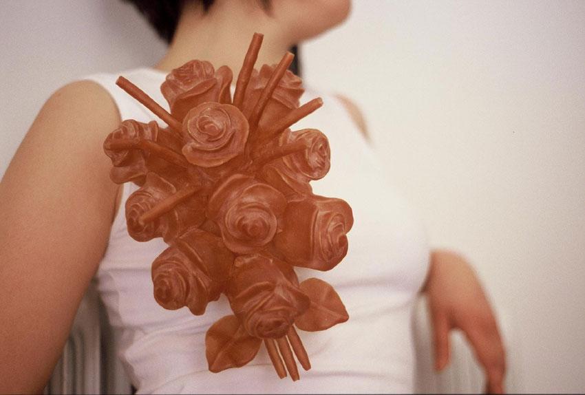 Aud Charlotte Ho Sook Sinding :  jewelry brooches art handmade